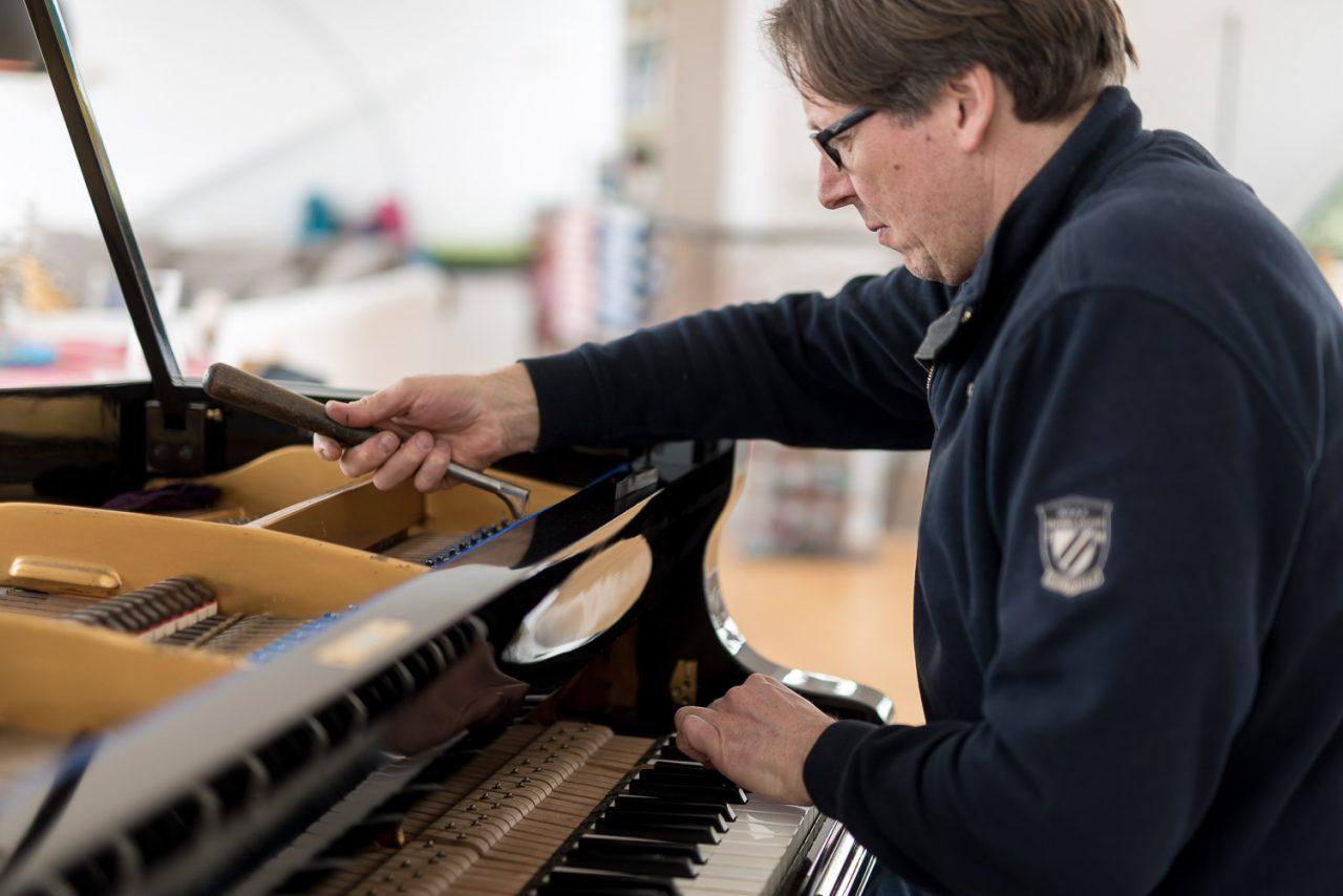 Klavierstimmer Stefan Ure