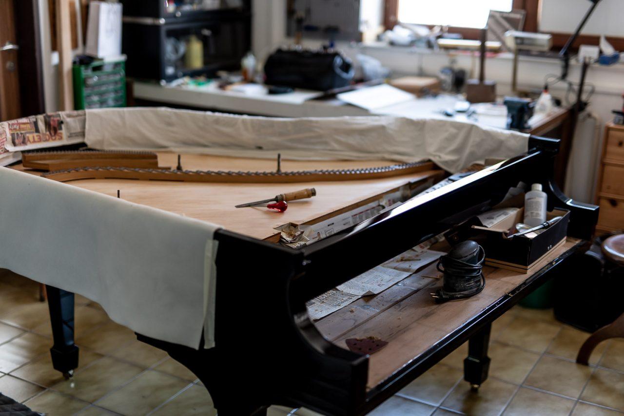 Klavier Werkstatt Steinway